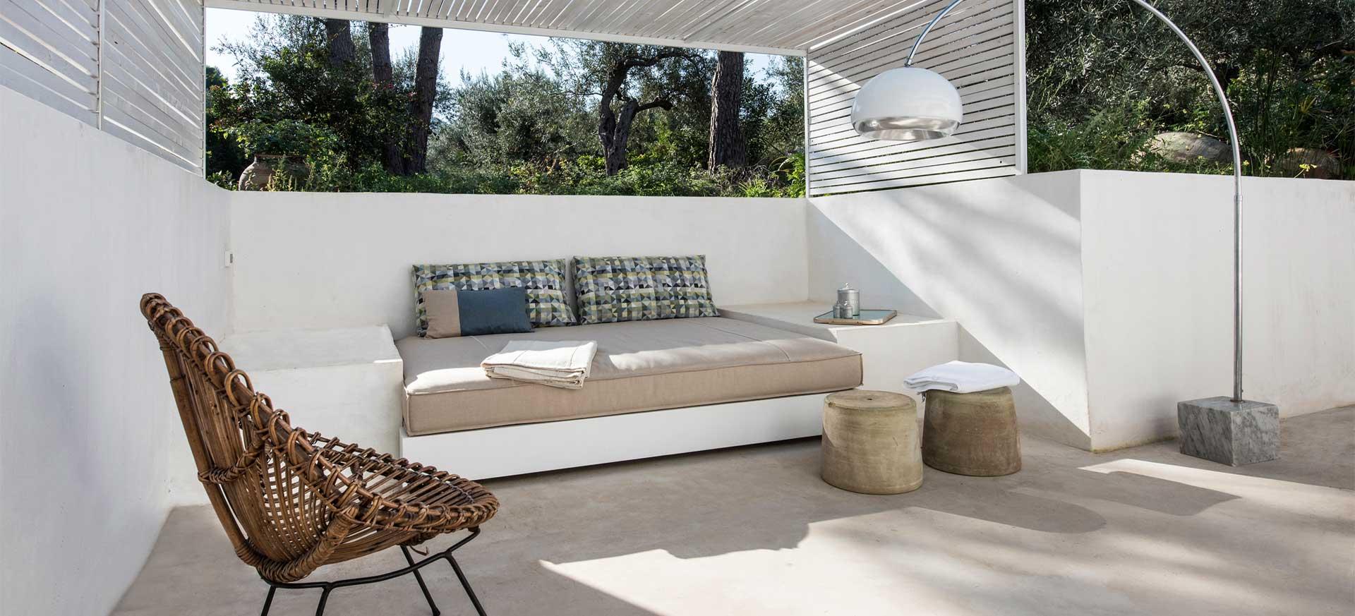 Villa de luxe bord de mer cefal hote italia for Villa luxe mer