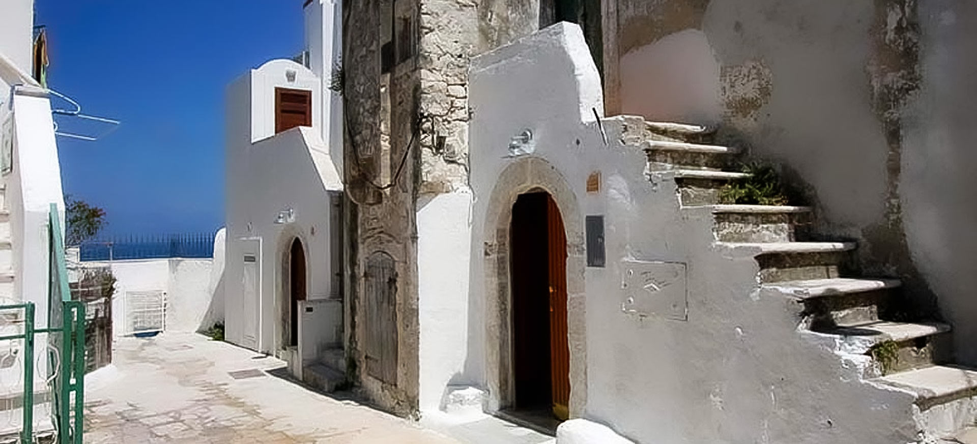 Puglia small luxury hotels and bed and breakfasts hote for Boutique hotel gargano