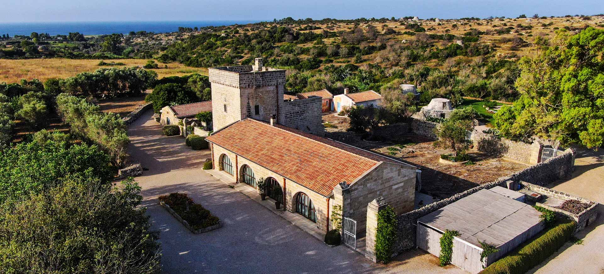 Puglia small luxury hotels and bed and breakfasts hote for Charming small hotels