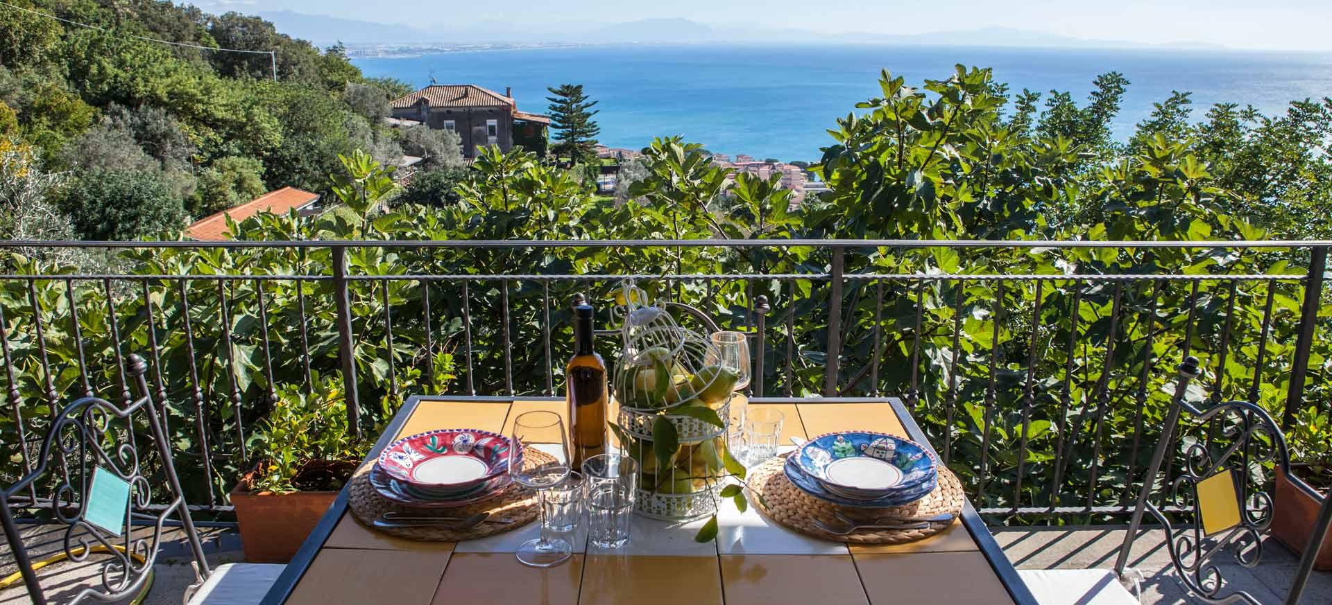 Location et villas de charme campanie hote italia - Demeure de charme dom architecture ...