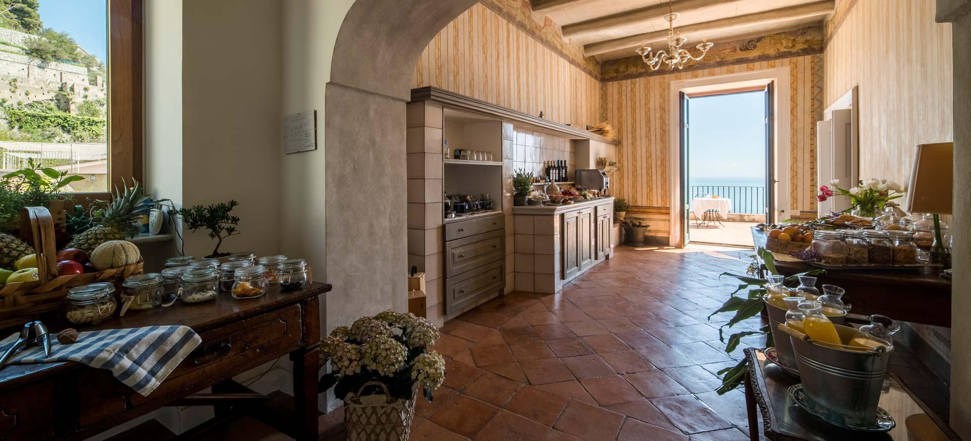 h tel de charme c te amalfitaine vietri sul mare hote italia. Black Bedroom Furniture Sets. Home Design Ideas