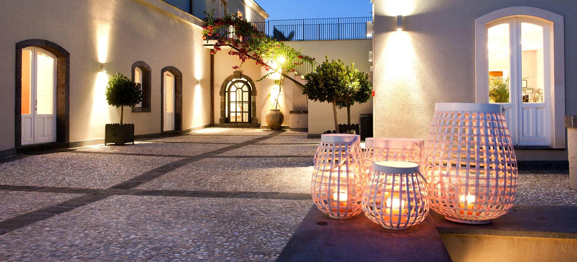 Luxury Hotel Etna Acireale